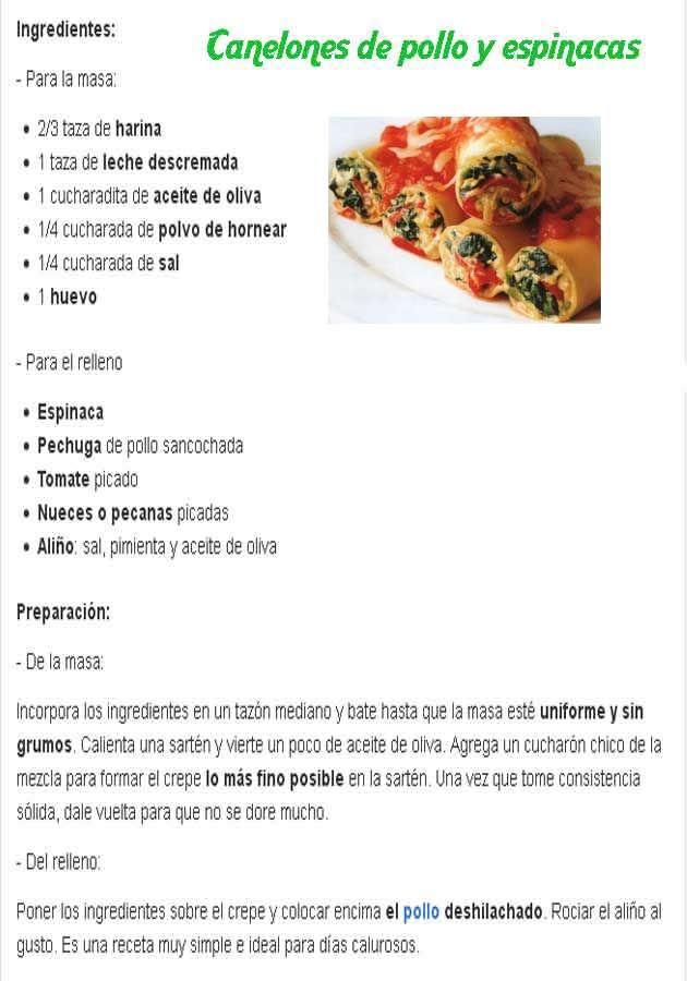 Recetas de Cocina  recetas pasos  Recetas Salsas y