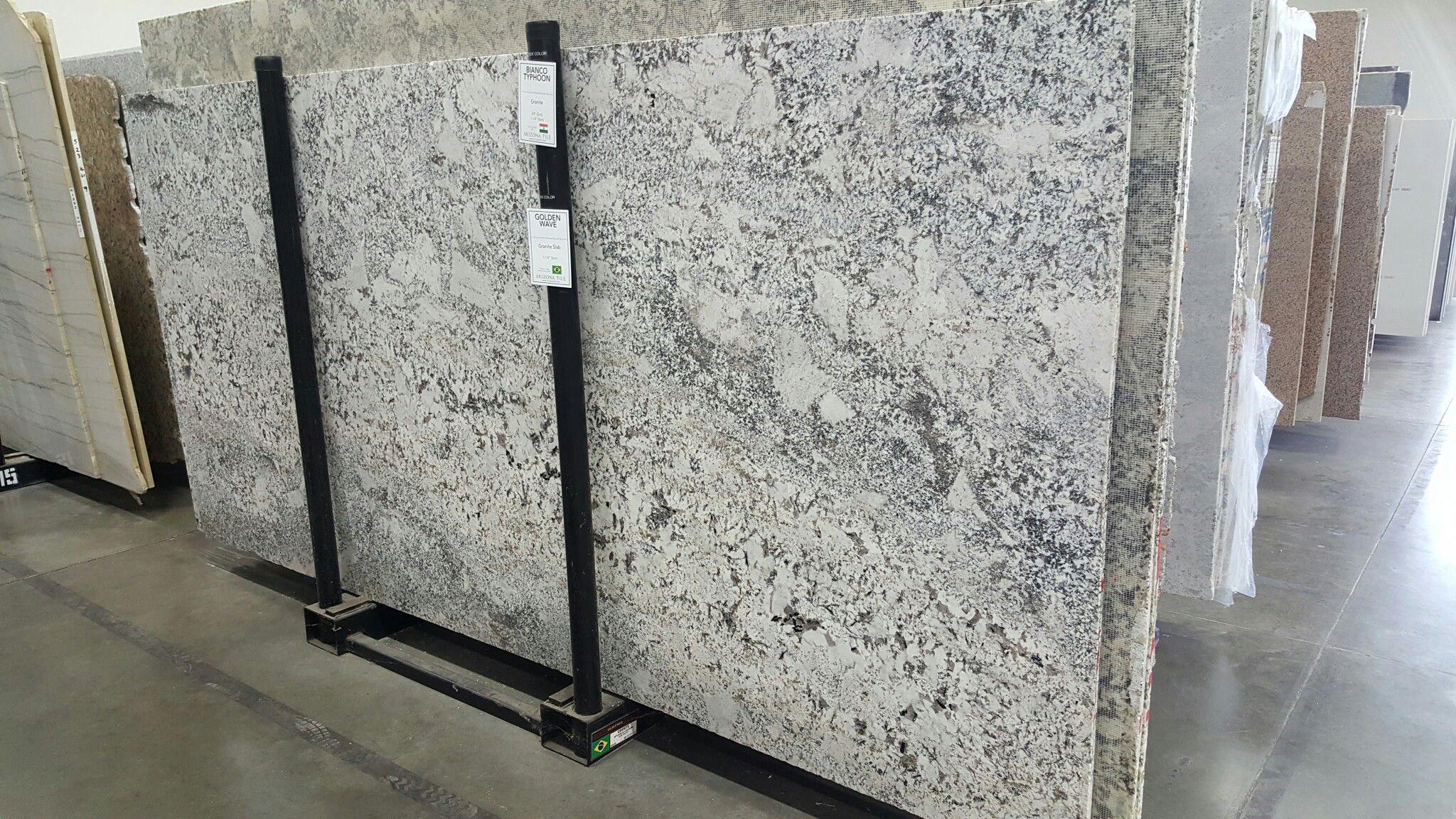 bianco typhoon granite at arizona tile