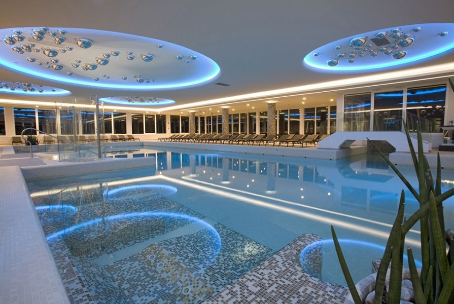 Hotel Venezia Terme Abano