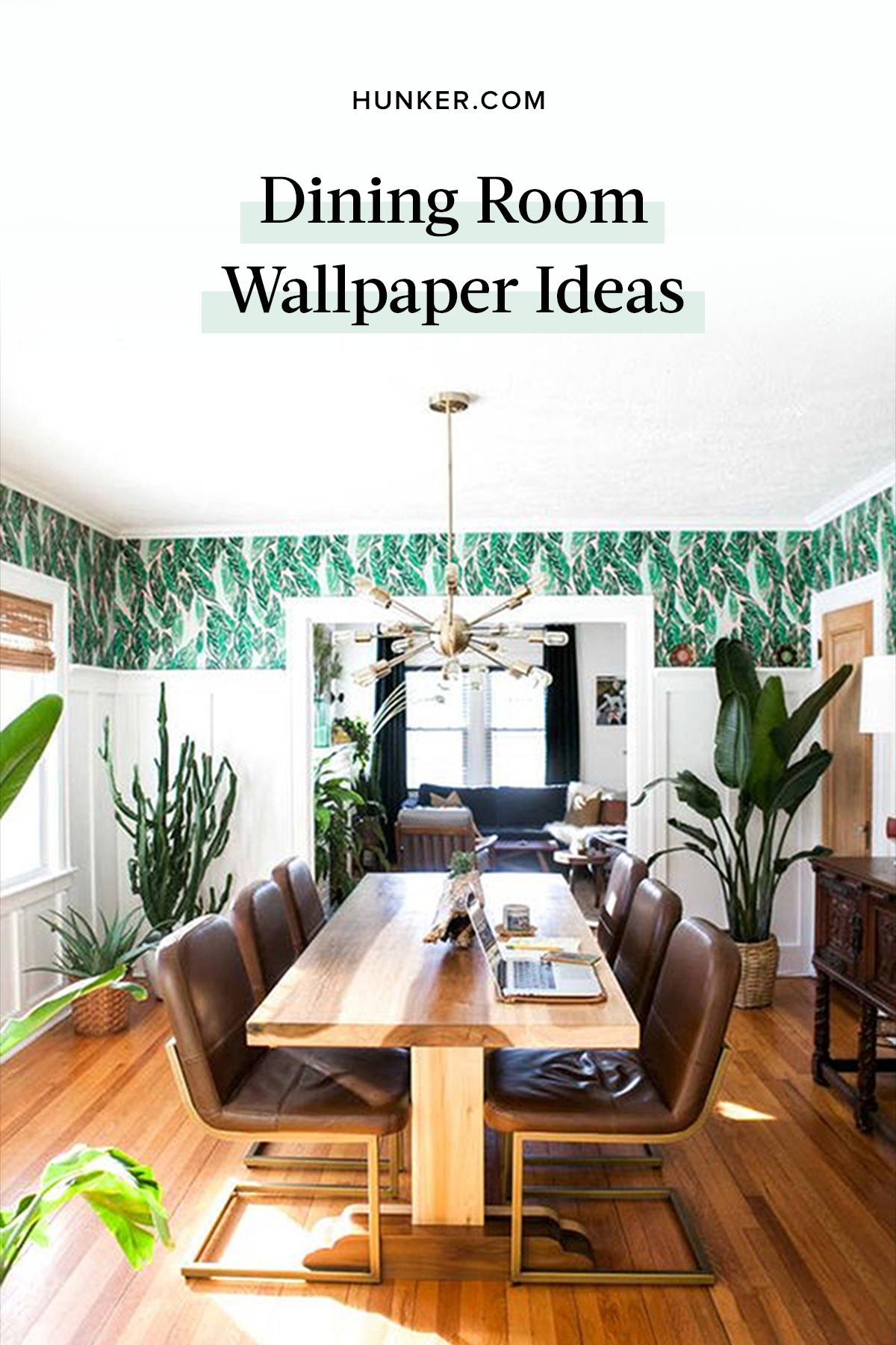 Looking For A Dining Room Wall Idea We Have One Word For
