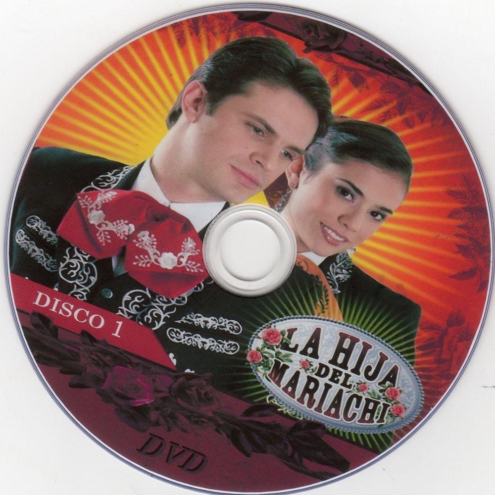 LA HIJA DEL MARIACHI 30 DVDS