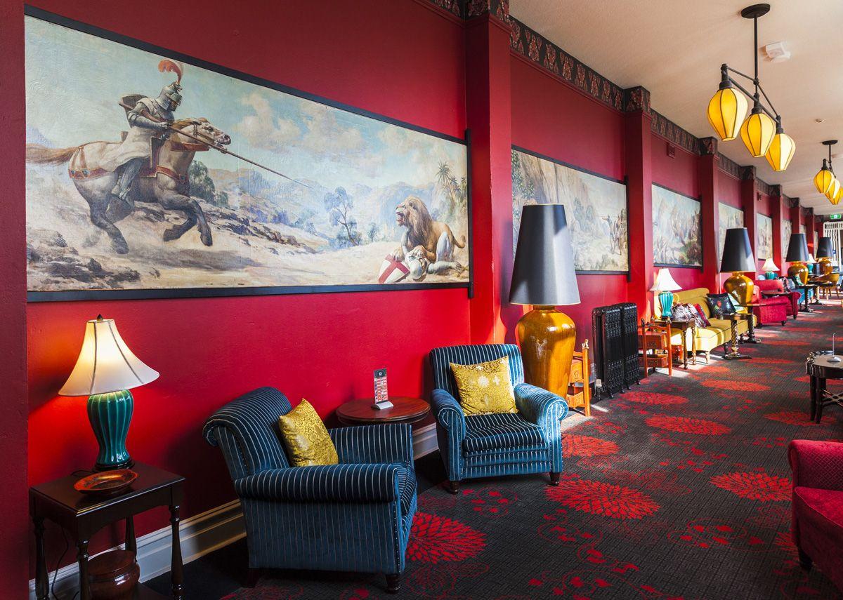 The Hydro Majestic Hotel Medlow Bath Blue Mountains NSW Wedding VenuesMountainsWedding