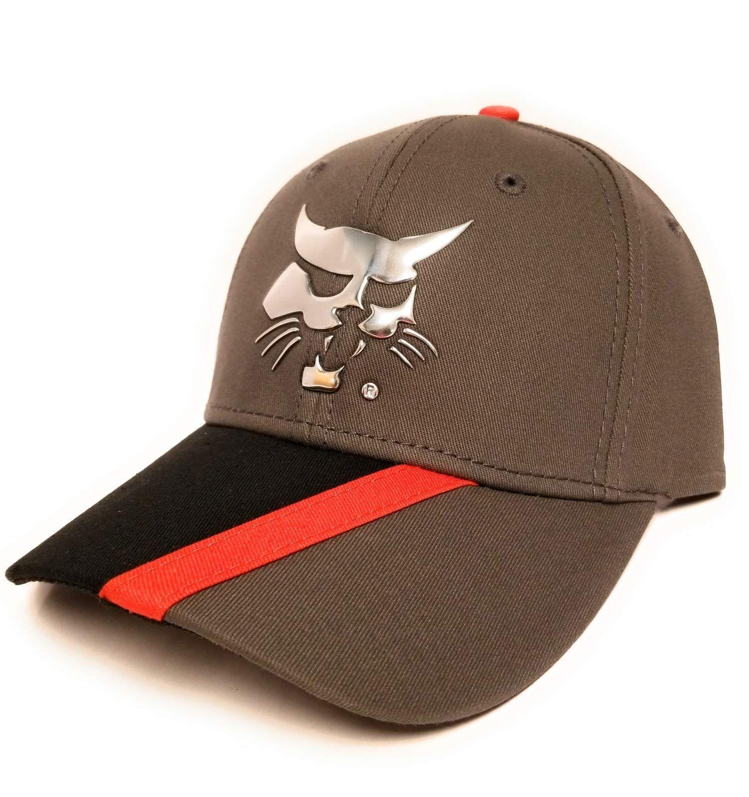 Bobcat Liquid Metal Cap Liquid Metal Mens Caps Cap