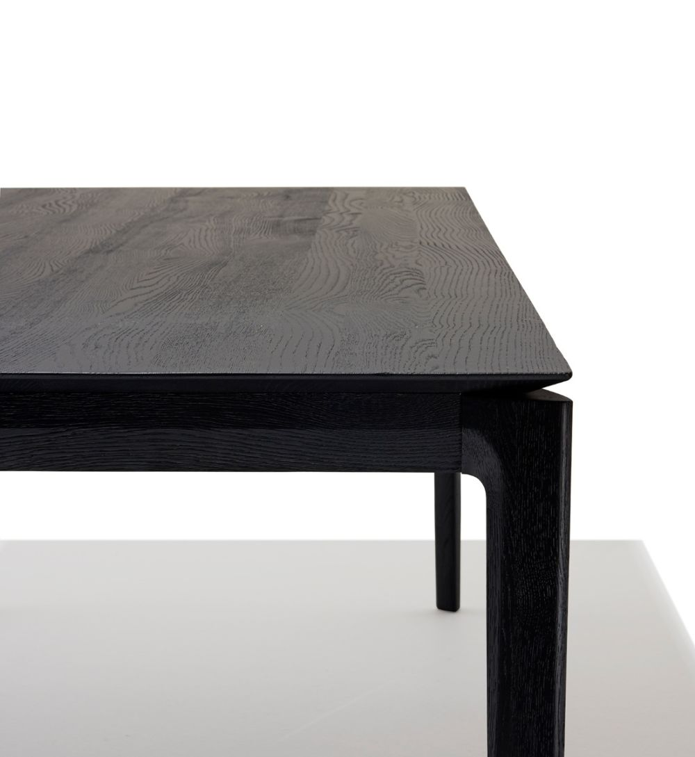 Bok Dining Table Black Oak In 2020 With Images Dining Table