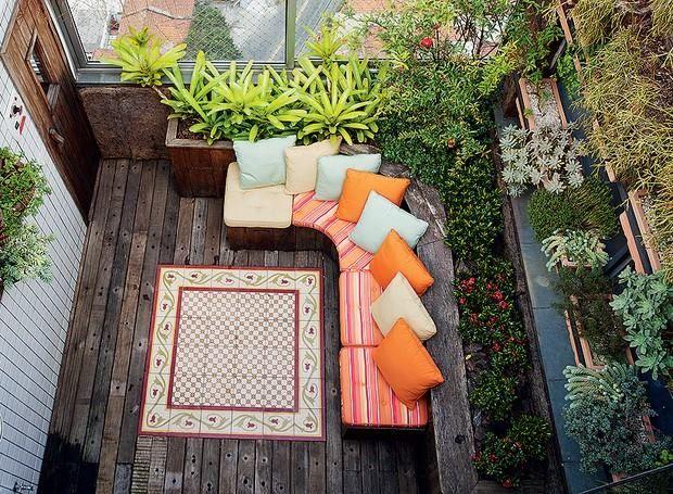jardineria ud decoracion terraza rustica