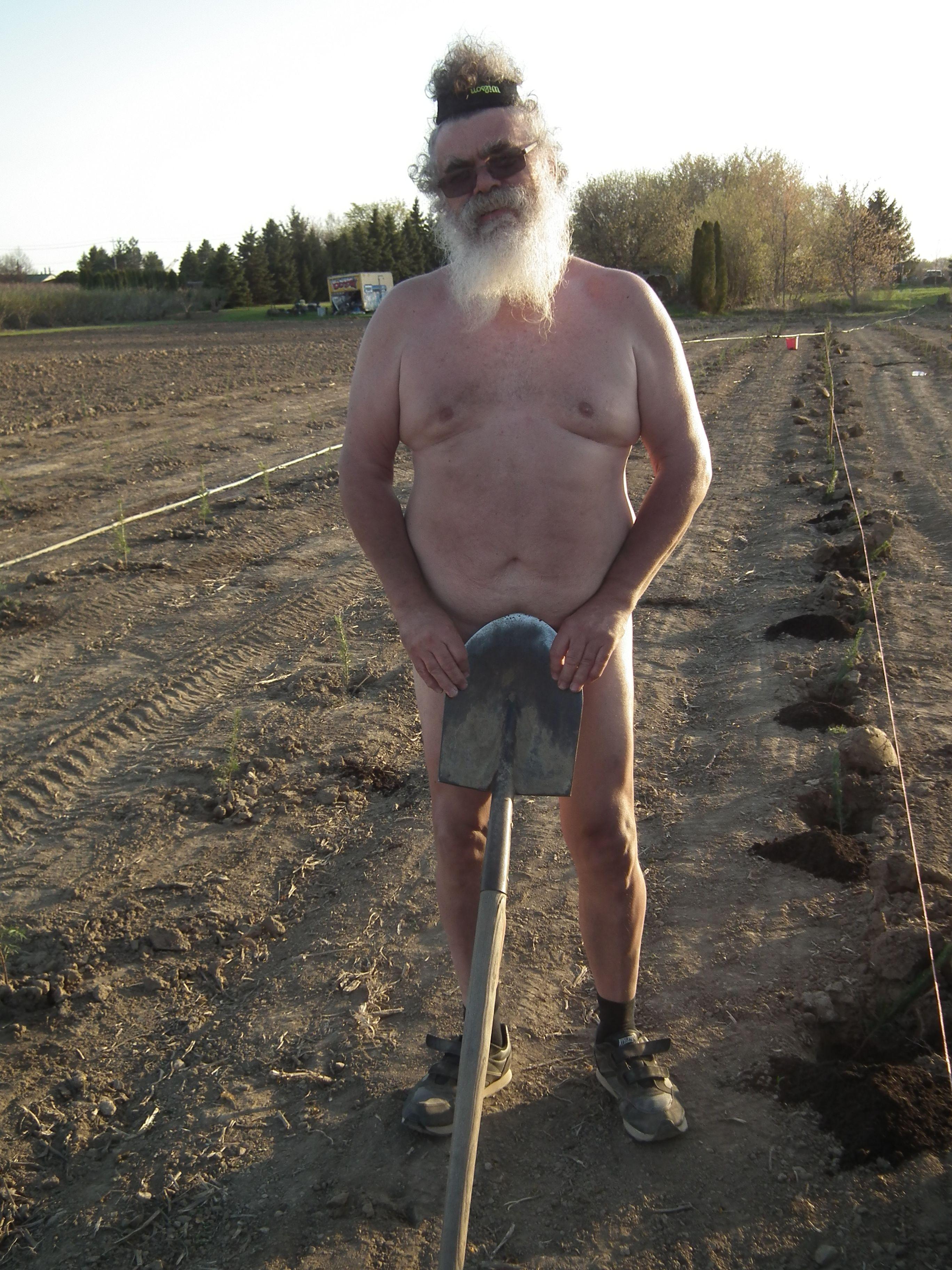 Pin On World Naked Gardening Day