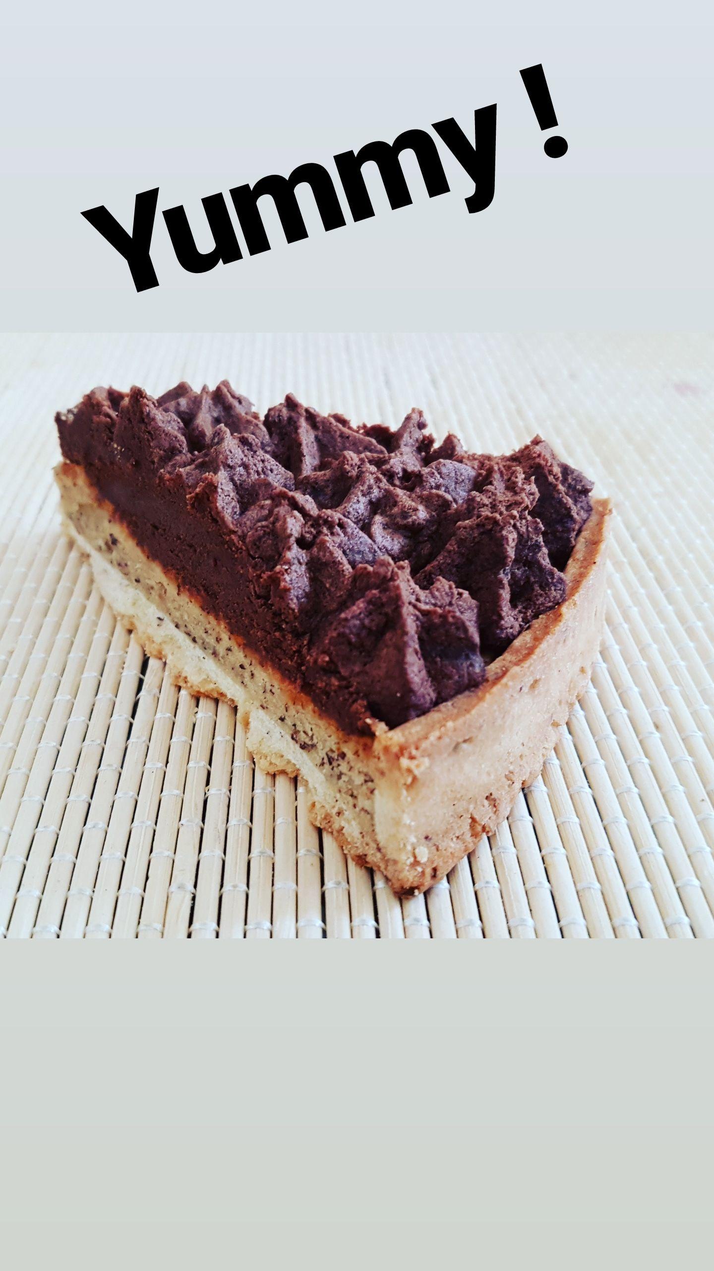 Tarte Piemontaise Au Chocolat Noir Et Aux Noisettes Sweet Tarts Desserts Food