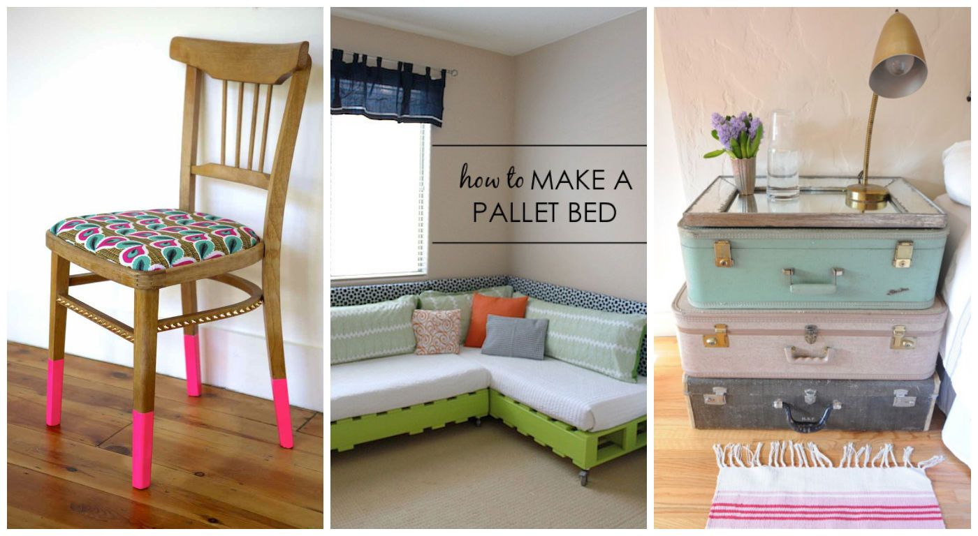 Upcycling Furniture in Your Child's Room | Recycled ...  Upcycling Furni...