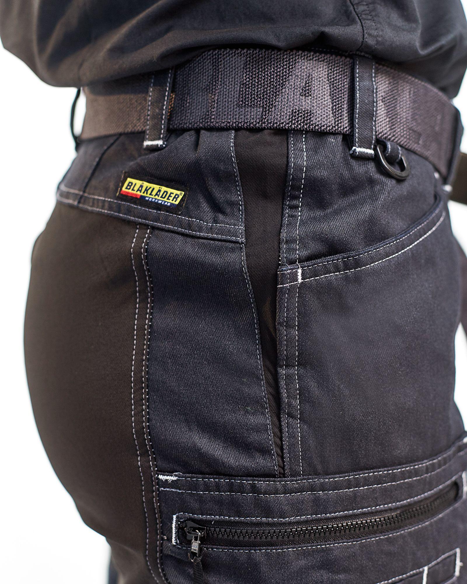 Toppen Blåkläder - 715911428999 Ladies Service trousers stretch CI-97