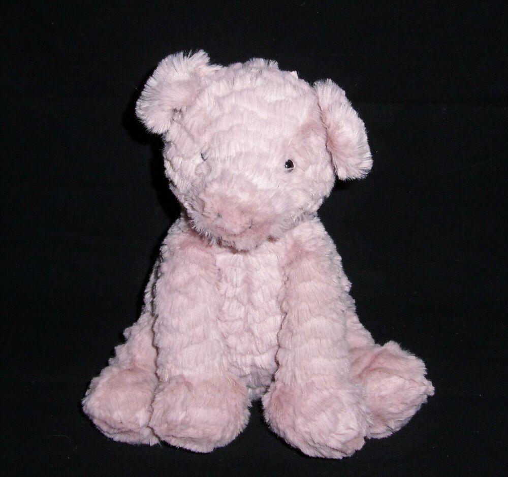 10 Jellycat Medium Fuddlewuddle Pig Piglet Pink Plush Stuffed Animal Jellycat In 2020 Monkey Stuffed Animal Pink Stuffed Animals Pet Pigs