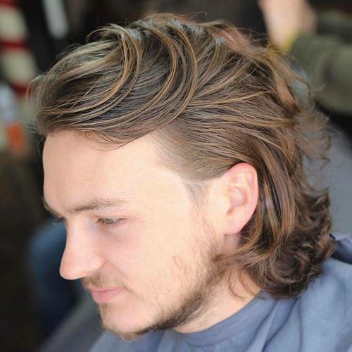 25 Best Medium Length Hairstyles For Men 2020 Guide Textured Haircut Mens Medium Length Hairstyles Medium Length Hair Styles