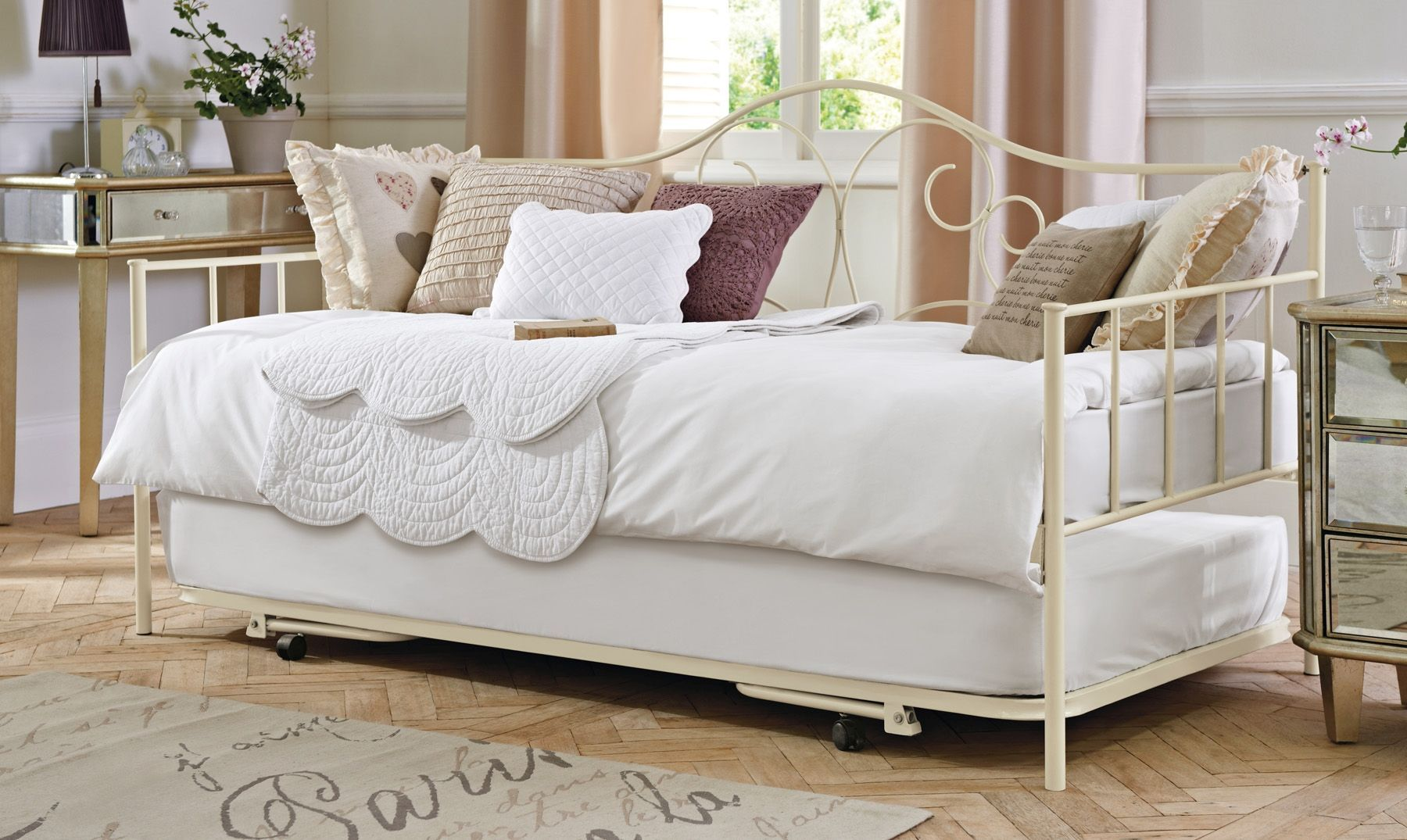Buy Emilia Daybed From The Next Uk Online Shop Guest Bedrooms