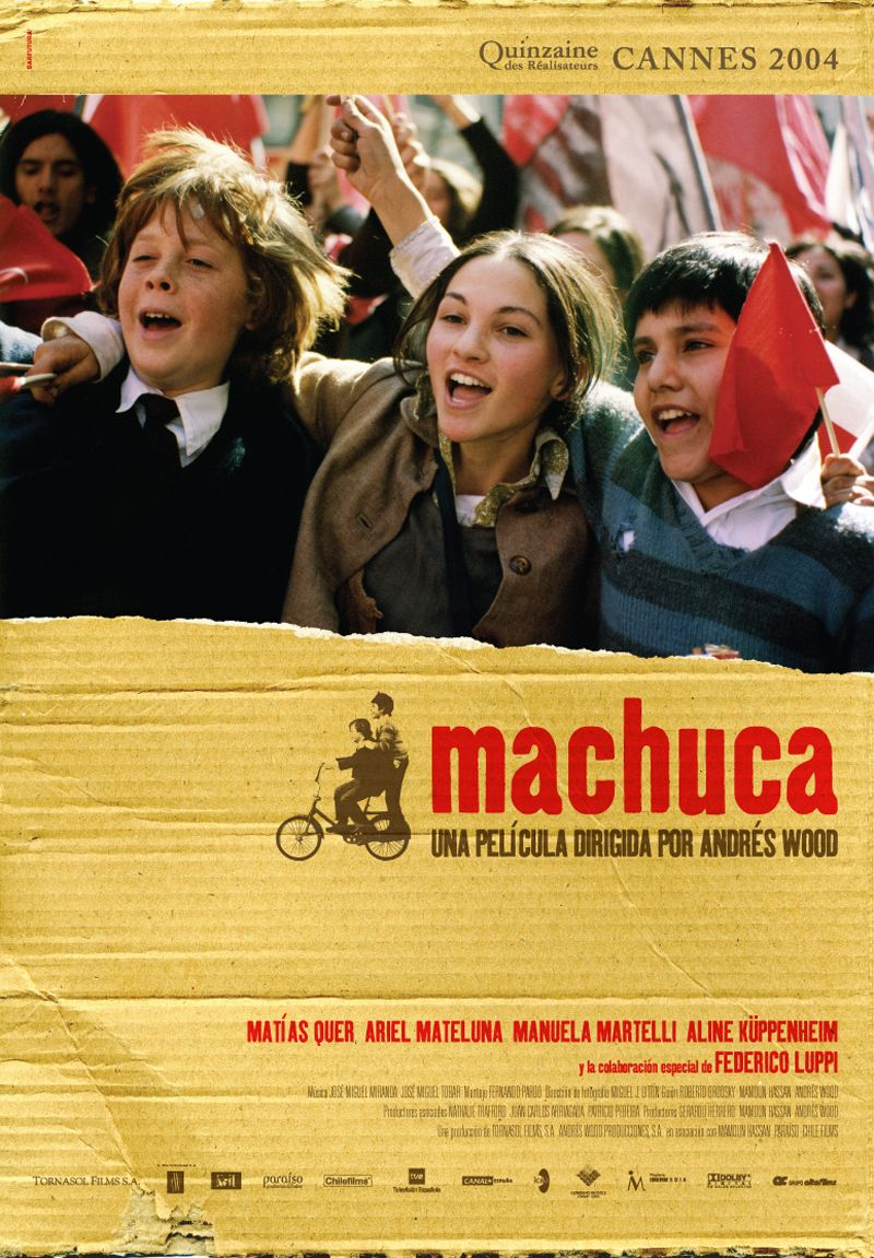 Download Machuca, mein Freund Full-Movie Free