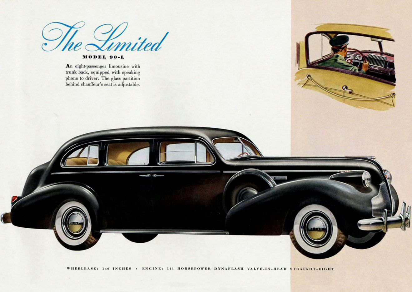 1939 Buick--my dad owned one as a teenager in 1958.