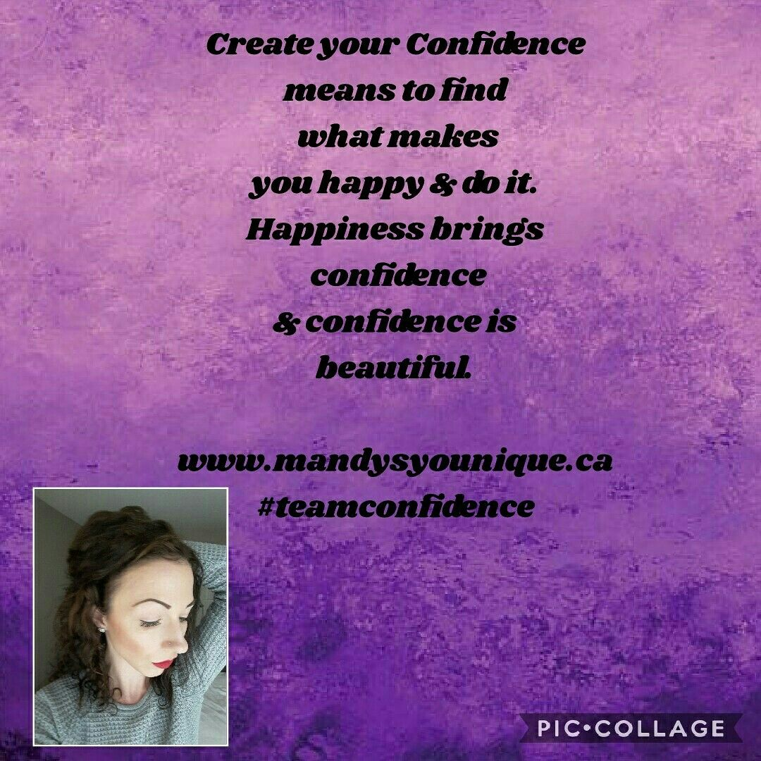 Create your Confidence