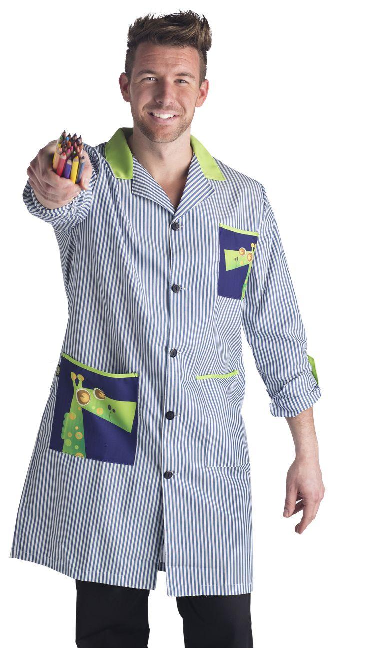 Ba9928 jirafa marino chico uniformes el didal by joti for Uniform spa malaysia