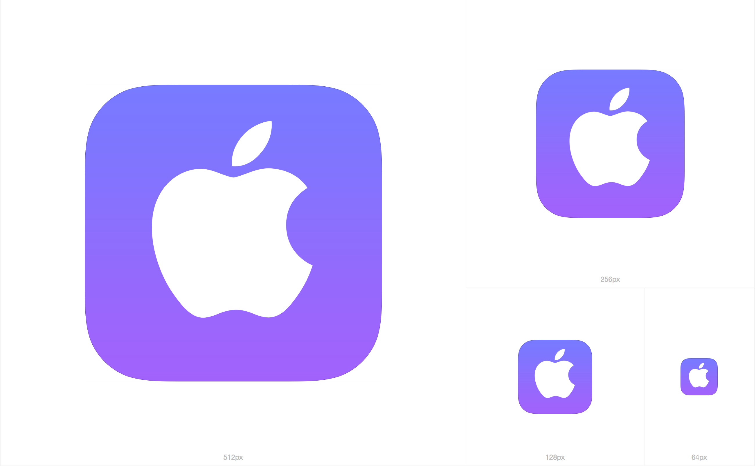 Apple WWDC App Icon