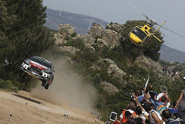 Drama um Paddon: Ogier geht in Führung - WRC - Motorsport-Magazin.com