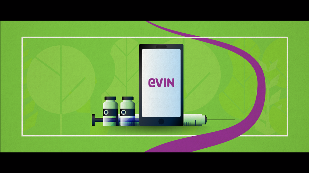 """Check out this Behance project """"Evin Animation (UNDP"""