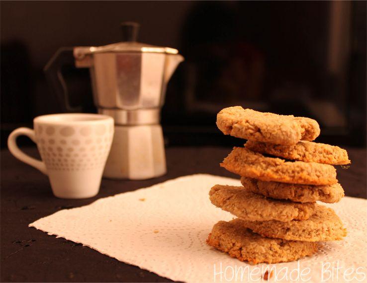 Homemade Bites: Oat Flour Cookies