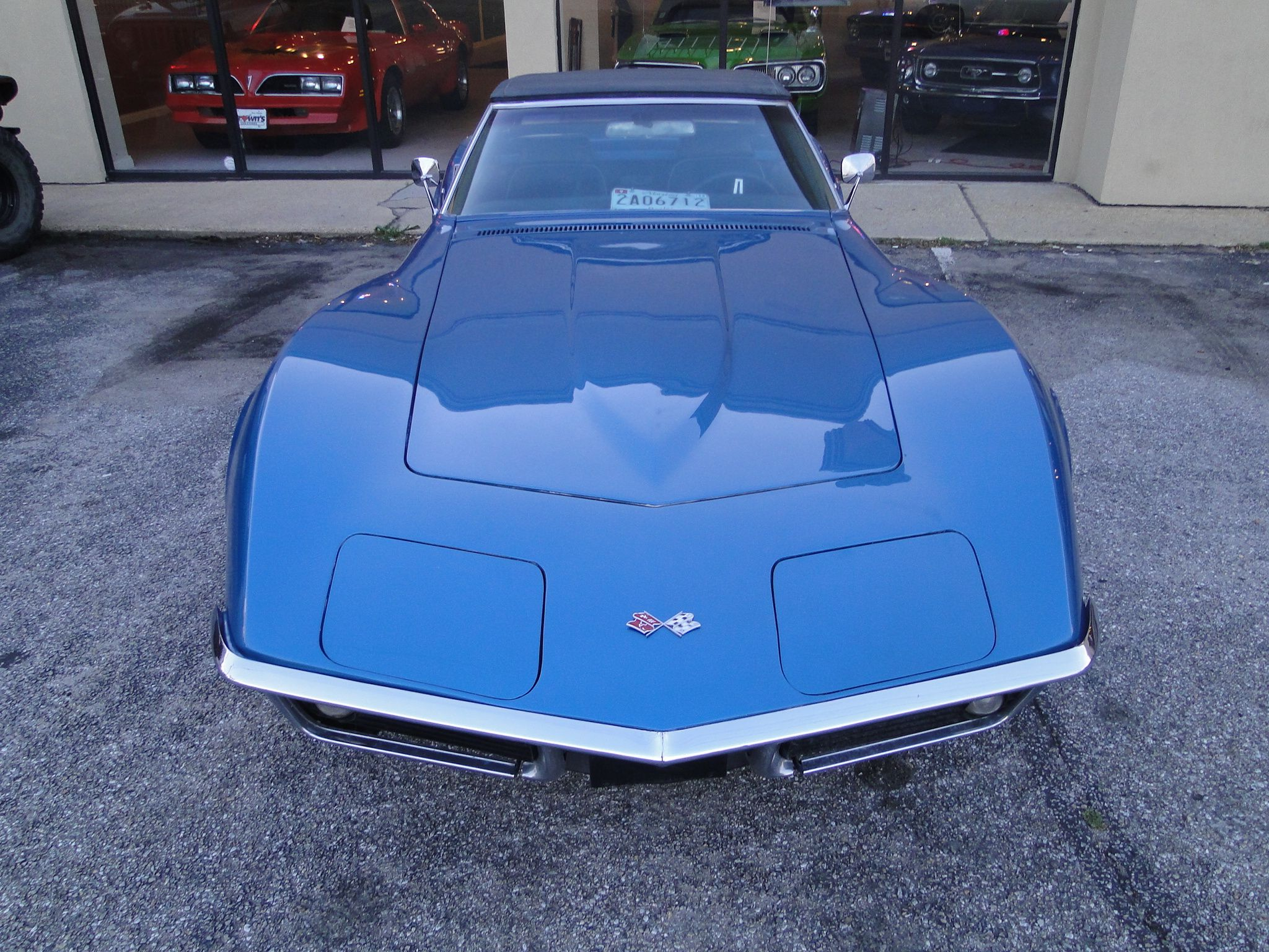 New 1969 Chevrolet Corvette Stingray Convertible For Sale