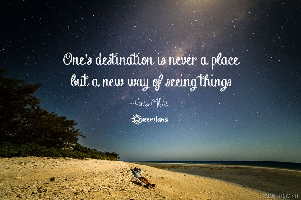 One's destination is never a place | 16 inspiring travel ...