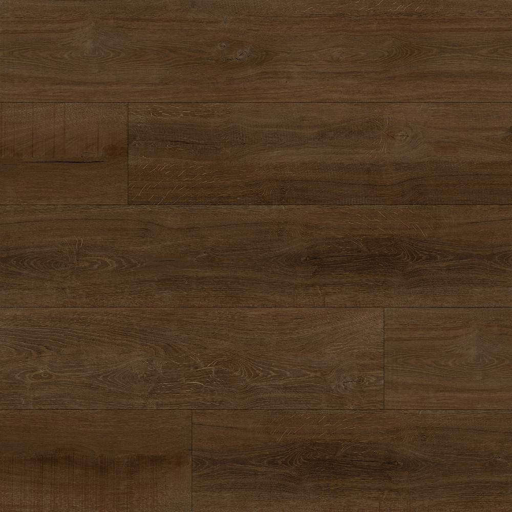 MSI Piedmont Glenville 7 in. x 48 in. Rigid Core Luxury