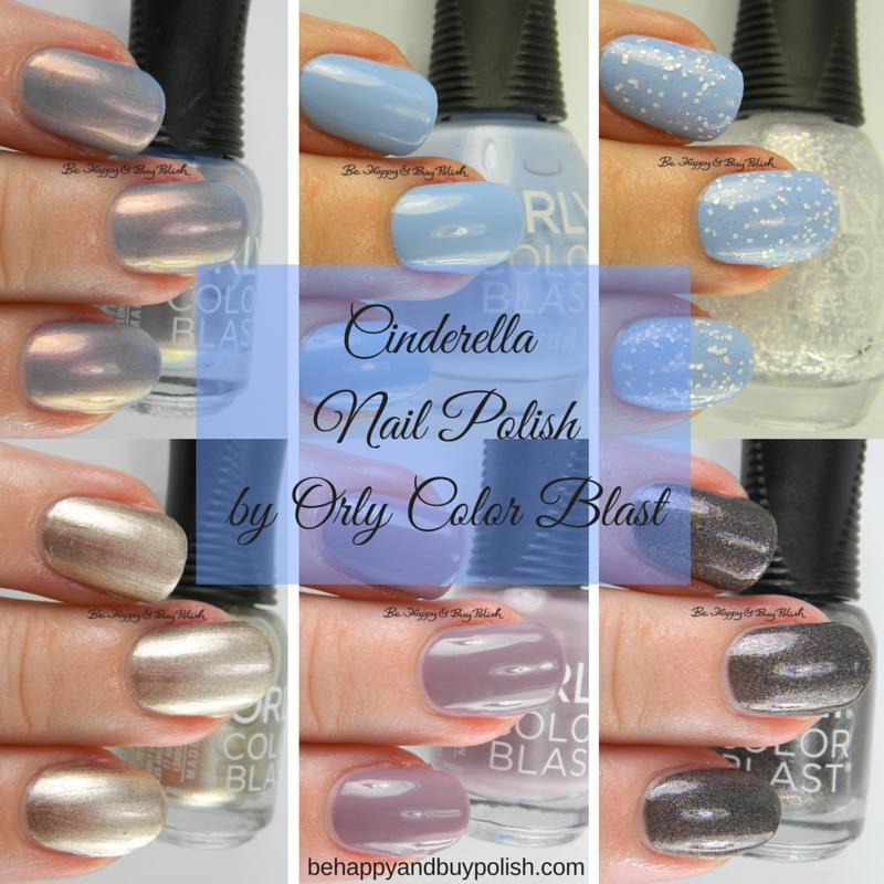 Orly Color Blast Cinderella Nail Polish 800x