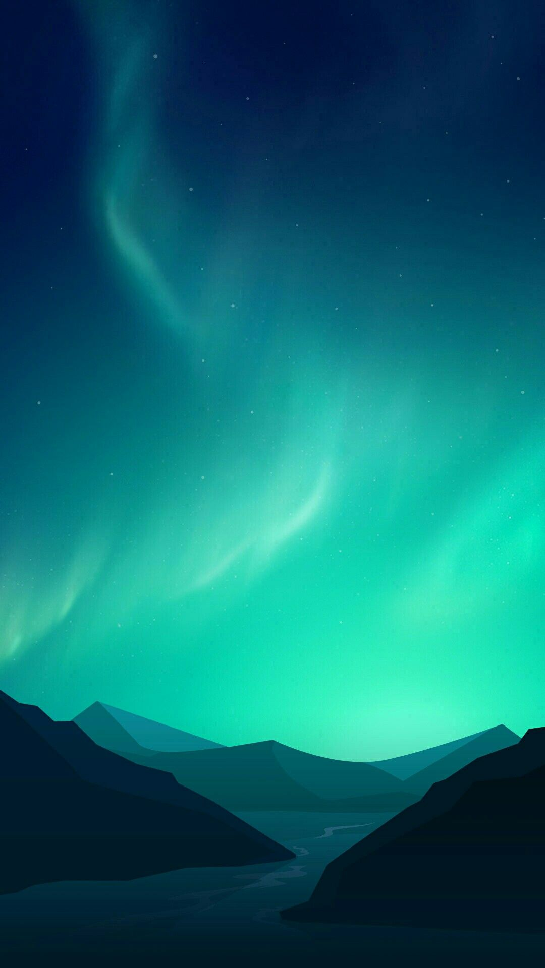 Aurora Borealis Wallpaper Northern Lights