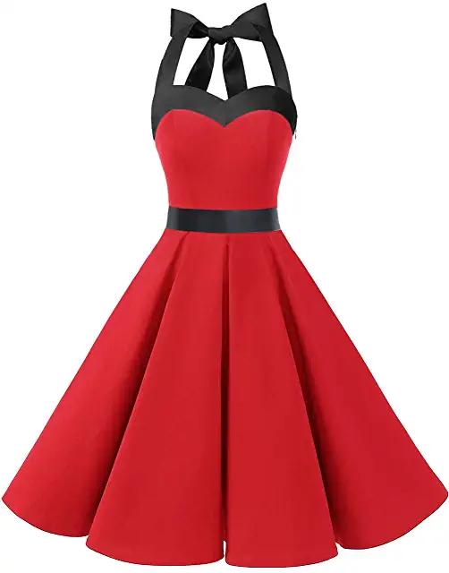 Amazon.com: retro holiday dress #emodresses