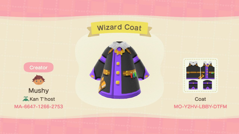 Here S A Wizard Coat I Made For The Witch Hat Imgur In 2020
