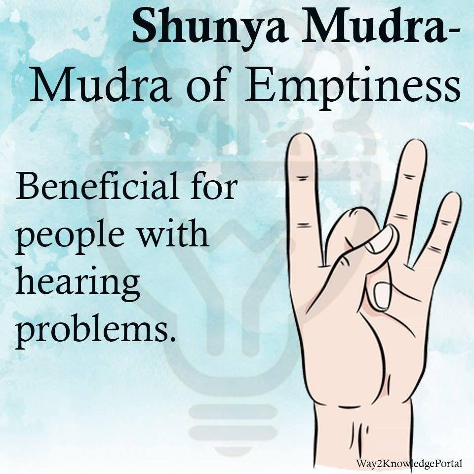 Shunya Mudra  Water  Skin | n a m a s t e | Yoga, Yoga fitness