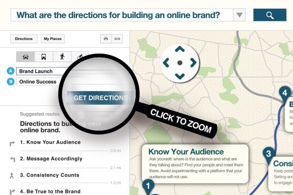 The web has evolved into the most important marketing medium in history. However, many organizations continue to place less importance on the expansion and curation of their brands online. Online branding should be just as well conceived as any other communication or marketing initiative.  Here's a set of directions when expanding a brand online.
