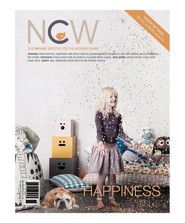 Take a look at this Natural Child World Magazine Subscription on zulily today!