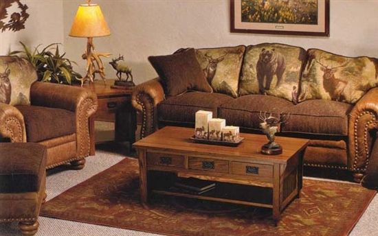 Wilderness Livingroom Furniture by Marshfield Furniture - THE LOG FURNITURE  STORE ~ Free Shipping! ~ - Wilderness Livingroom Furniture By Marshfield Furniture - THE LOG