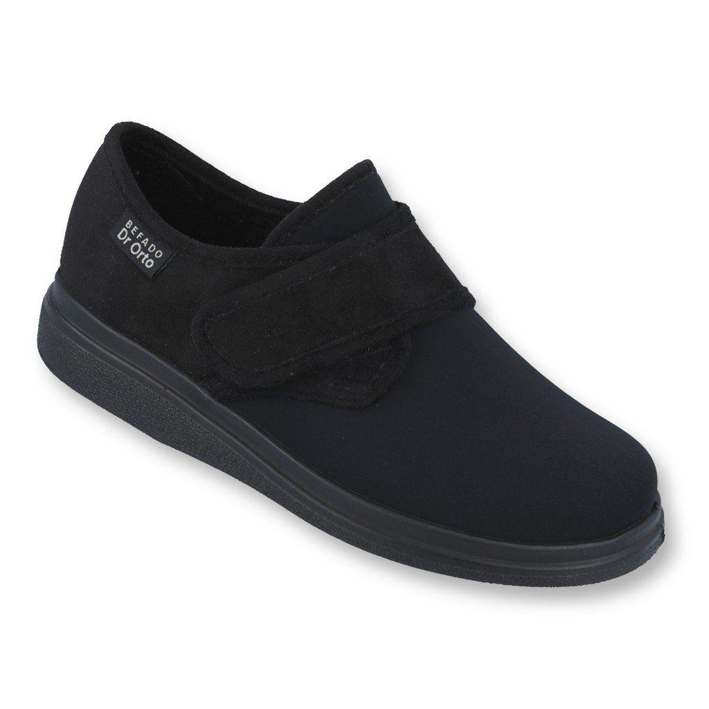 Befado Women S Shoes Pu 036d006 Black Women Shoes Homemade Shoes Shoes