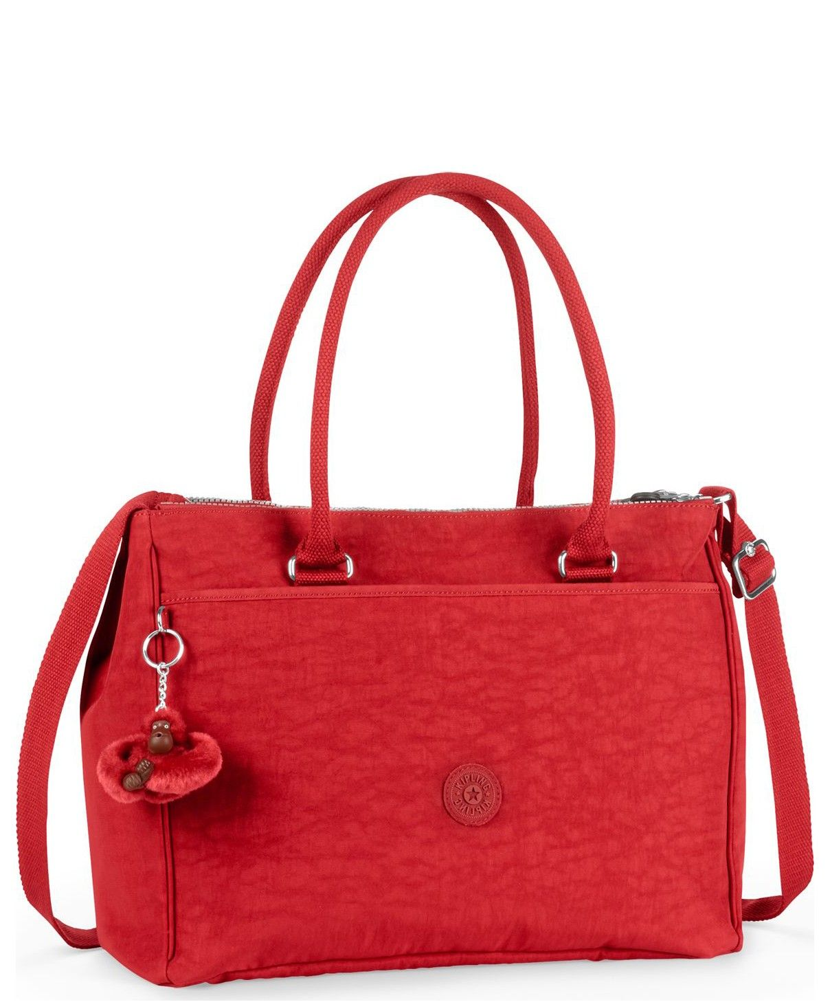 Casual Kipling Basic K10624 Halia - A4 Long Handle Shoulder Bag ...