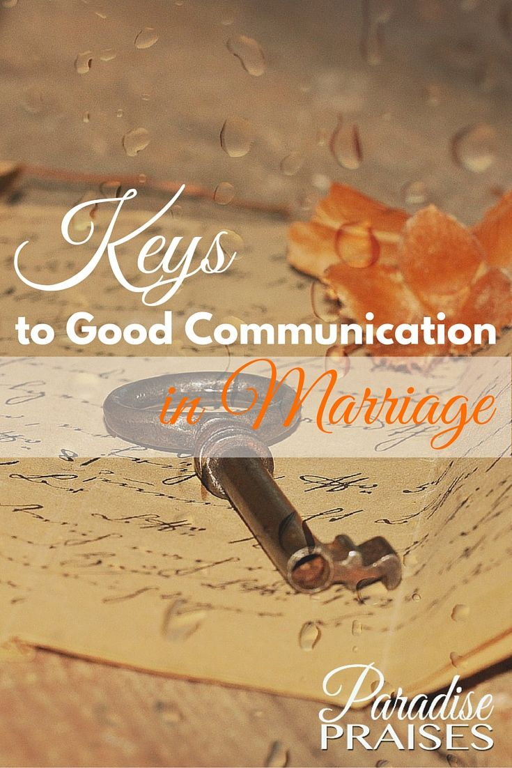 Communication and Intimacy
