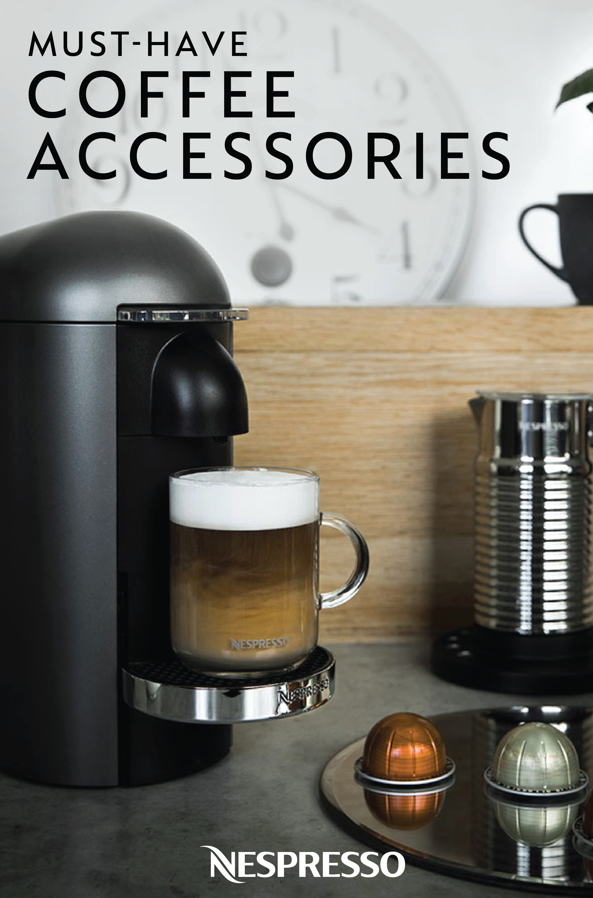 A True Coffee Connoisseur Knows That Nespresso Is A Must Have Addition To Any Wedding Registry Click H Nespresso Coffee Making Machine Espresso Coffee Machine