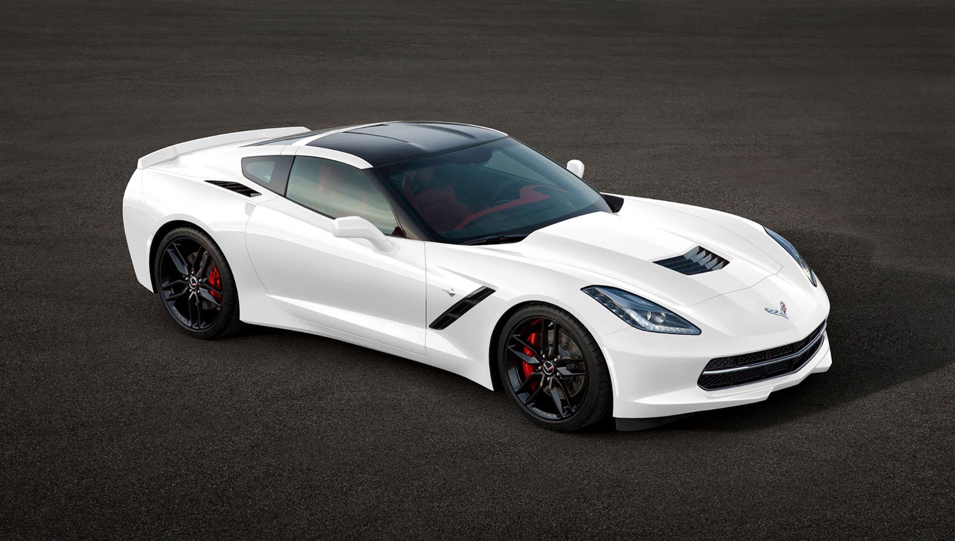 2015 Corvette Images 2015 Chevrolet Corvette Stingray White