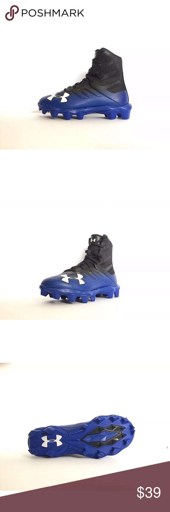 5e846ac8d New Under Armour UA Highlight RM Jr Football Cleat These Football Cleat  Shoes are brand new, have never been worn, without their box. Youth size: 1  ...