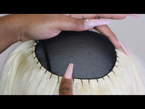 WIG CLASS 101 | HOW TO MAKE WIGS FOR BEGINNERS | F