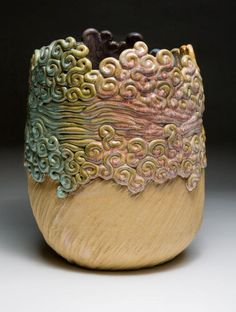 coiled clay vases - Google Search