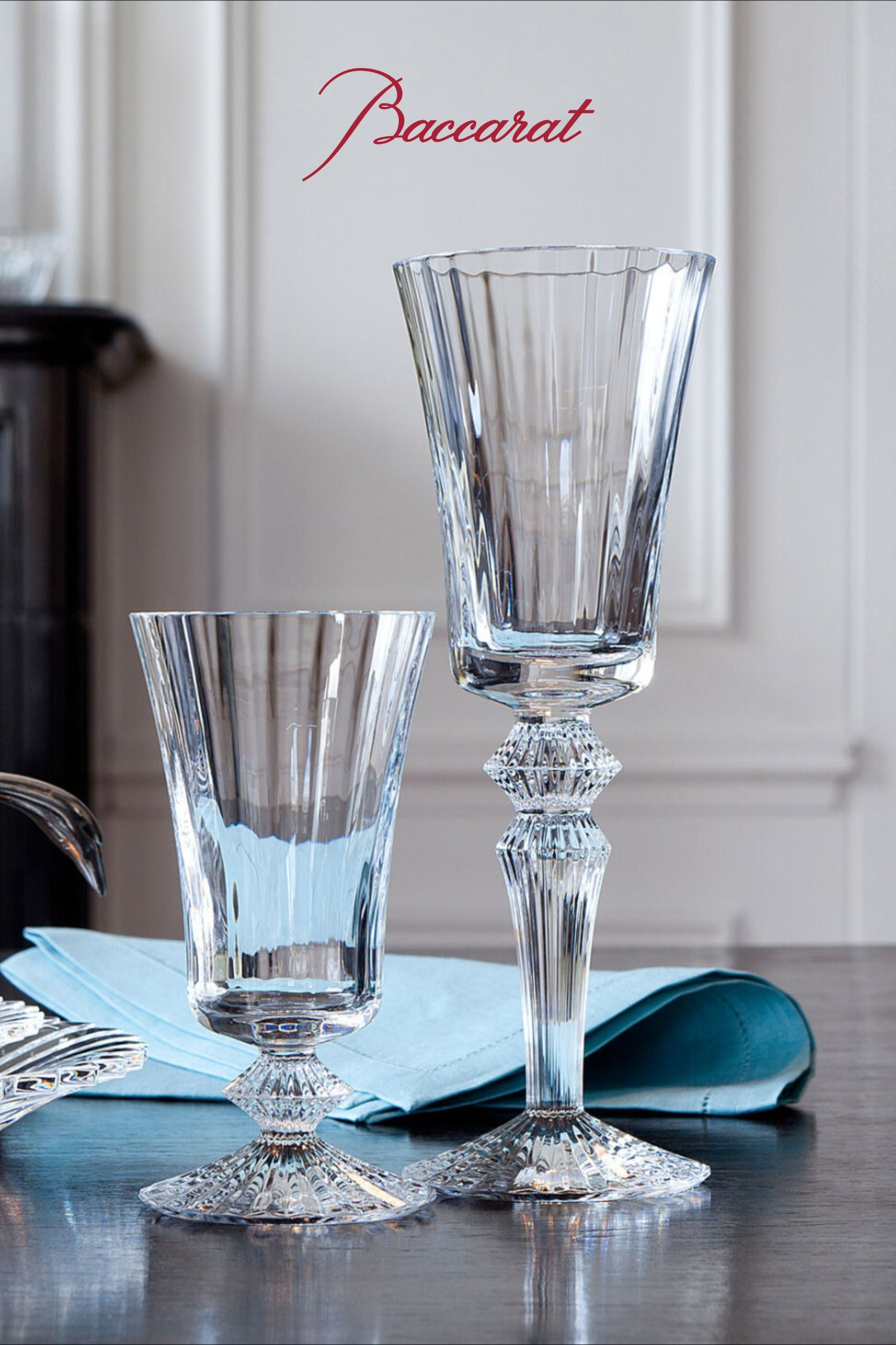 Mille Nuits Glass In 2020 Crystal Glassware Crystal Stemware