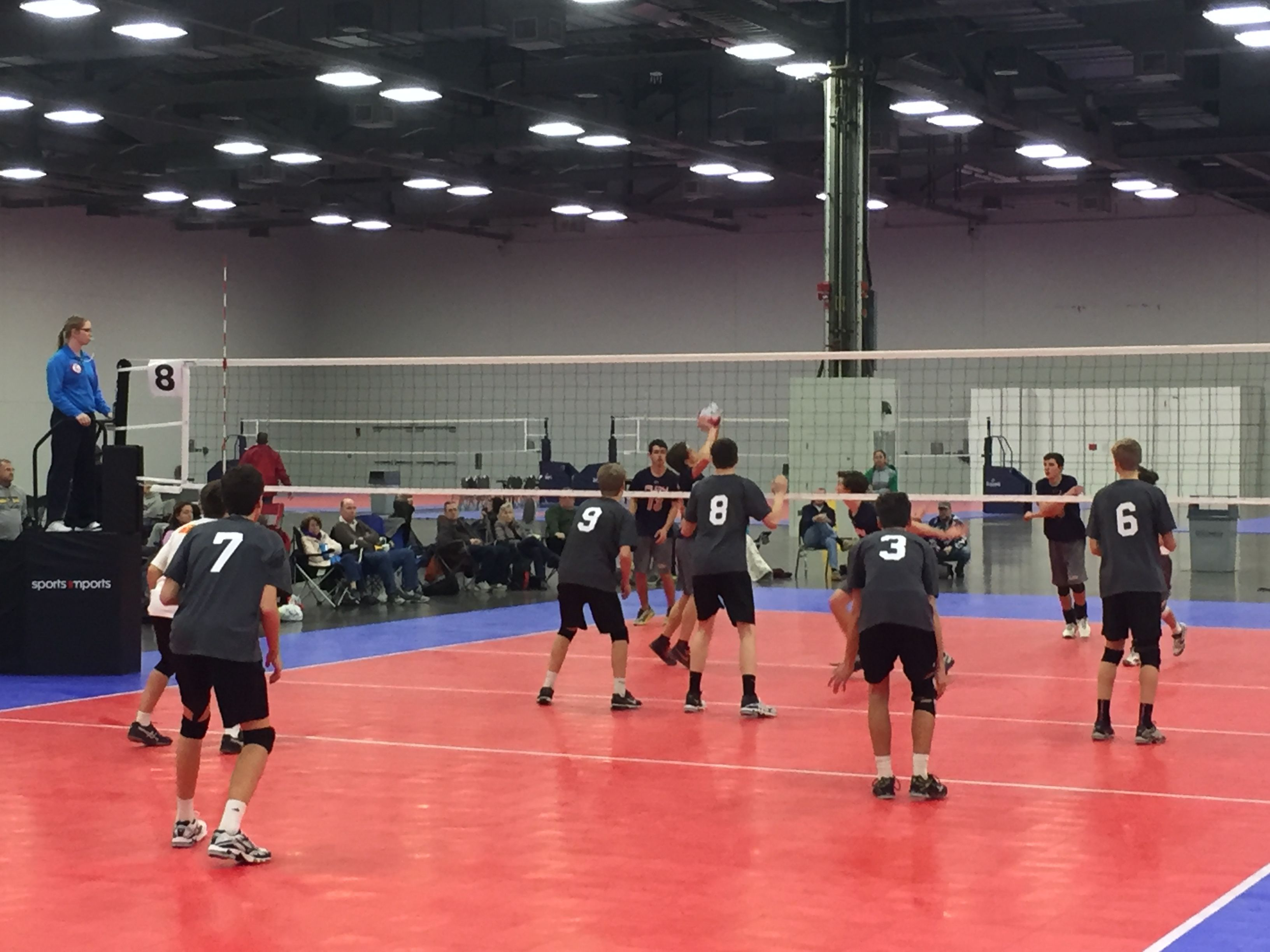 Boys Junior Nationals Club Volleyball Columbus Ohio Sports Imports Portables Volleyball Equipm Outdoor Volleyball Net Volleyball Equipment Volleyball Net
