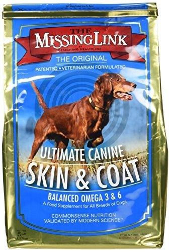 The Missing Link Ultimate Skin Coat For Dogs Canine Formula 5 Lbs You Can Find Out More Details At The Link Of The Image T Dog Supplements Dogs Dog Items