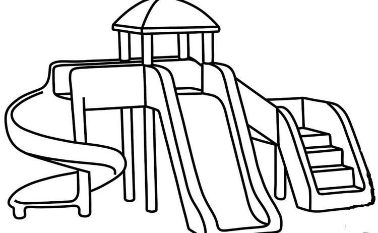 Read moreSliding Park At Playground Coloring Printable ...