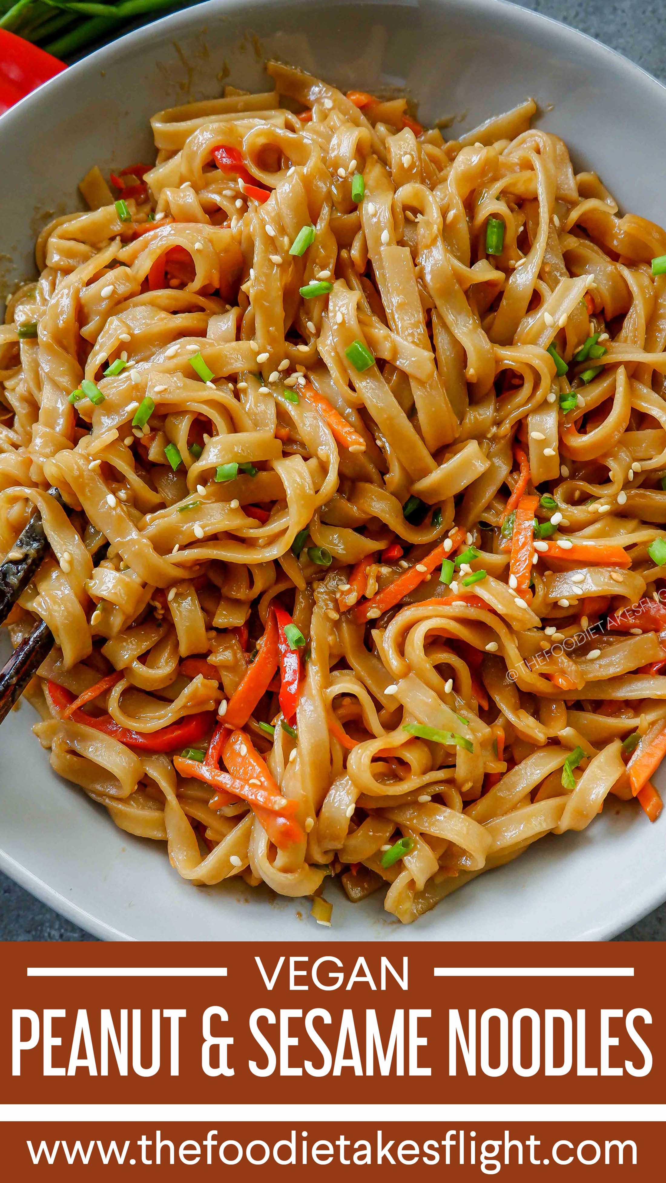 Photo of Three 15-minute Easy Noodle Recipes (Vegan & Budget Friendly)