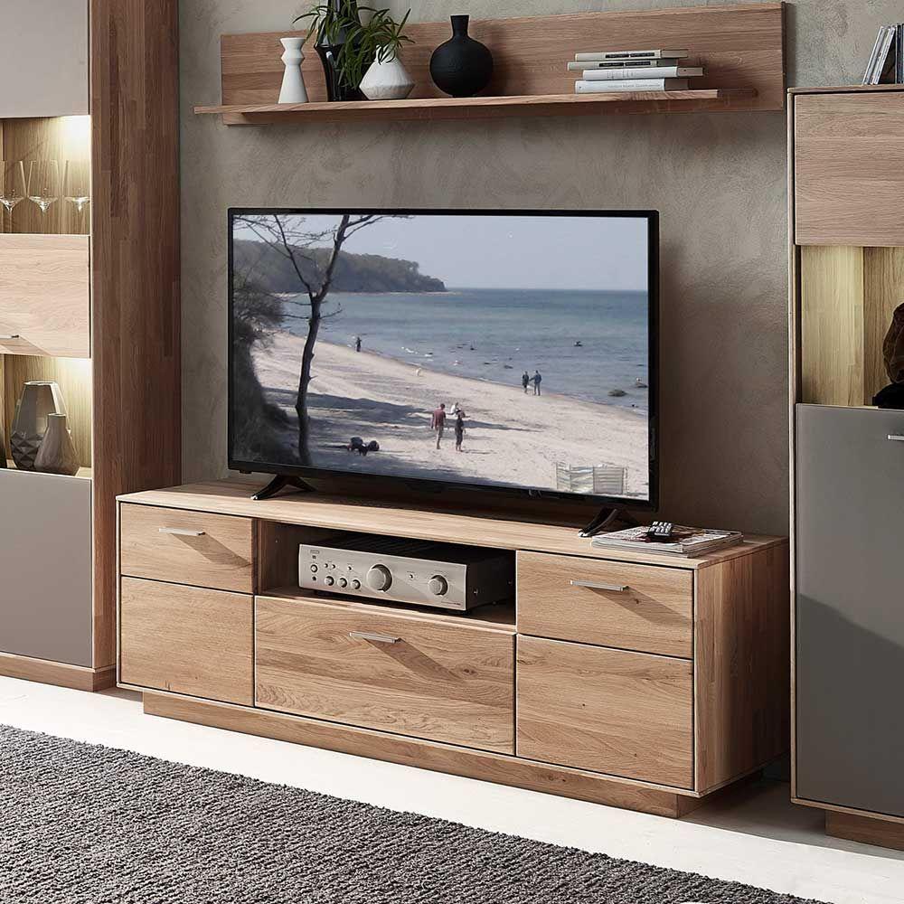 TV Lowboard Aus Wildeiche Massiv 150 Cm Jetzt Bestellen Unter:  Https://moebel.ladendirekt.de/wohnzimmer/tv Hifi Moebel/tv Lowboards/?uidu003d3690b500 1080 5634   ...