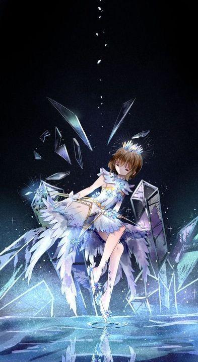 ( KHO ẢNH ) Sakura - Thủ lĩnh thẻ bài